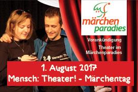 Mensch: Theater!