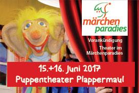 Puppentheater Plappermaul