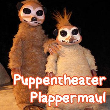 Erdmännchens Abenteuer – Puppentheater