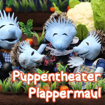 Der Hase und der Igel – Puppentheater
