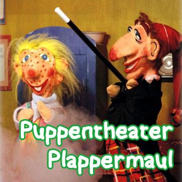 Kasper lernt Zaubern – Puppentheater