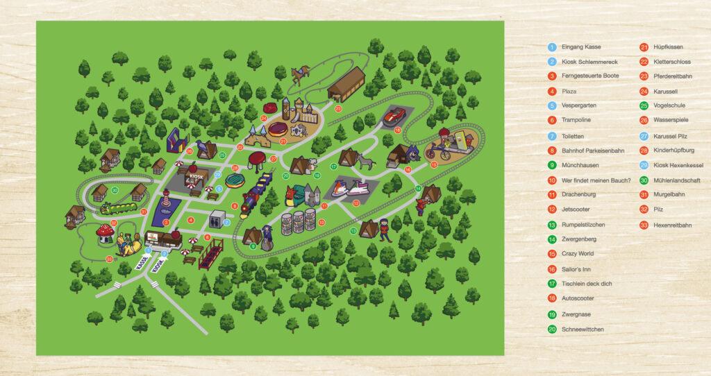 2021 Parkplan Maerchenparadies